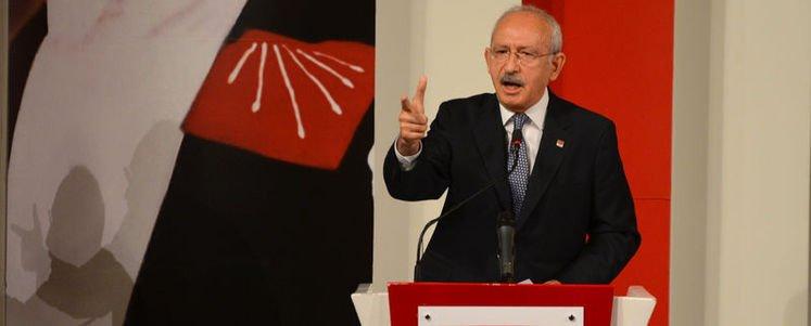 CHP büyükşehir adayları için toplanıyor
