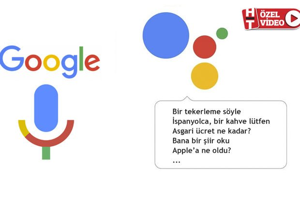 Google Asistan Türkçe neler yapabiliyor?