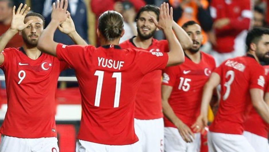Arnavutluk-Türkiye maçı İşkodra'da
