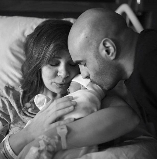 Aylin Kontente'den duygusal doğum sonrası duygusal paylaşım - Magazin haberleri