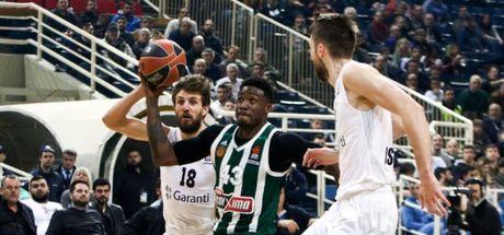 DAÇKA, EuroLeague'de kayıp