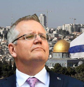 Avustralya Batı Kudüs'ü tanıdı!