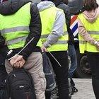 Paris'te protestolar öncesi gözaltılar var!