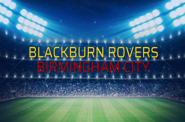 Blackburn Rovers: 1 - Birmingham City: 0