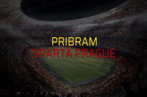 Pribram: 1 - Sparta Prague: 1 (Maç sona erdi)