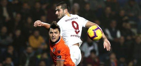 Başakşehir ile Galatasaray yenişemedi!