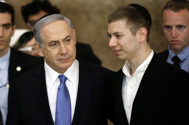 Oğul Netanyahu şaşırtmadı!