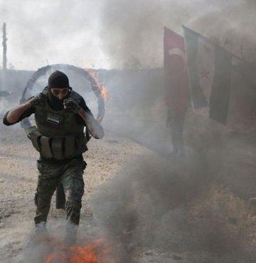 Suriye Ulusal Ordusu (ÖSO) dünyaya duyurdu: 15 bin savaşçıyla hazırız!