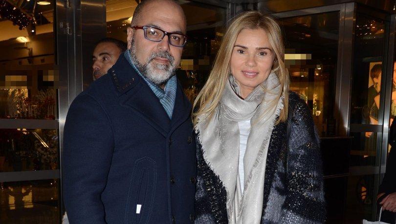 Nejdet Ayaydın eşi Emel Ayaydın ile el ele - Magazin haberleri