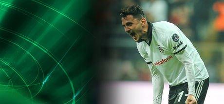 Beşiktaş'ı Pektemek kurtardı!