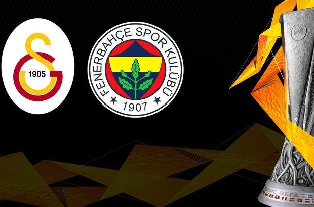 Fenerbahçe ve Galatasaray