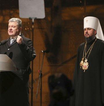 Ukrayna-Rusya krizi kiliseleri de ayırdı!