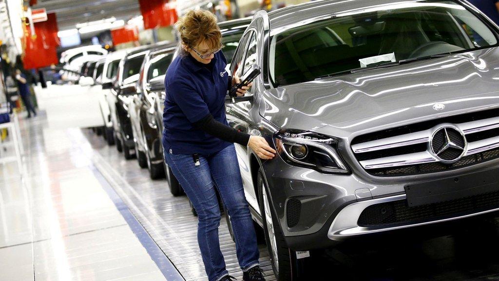 Almanya'da Çin alarmı! Ticarette soğuk savaş
