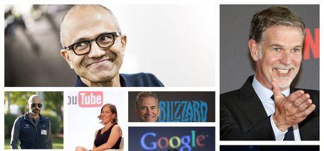 Çalışanlar yılın CEO'larını seçti
