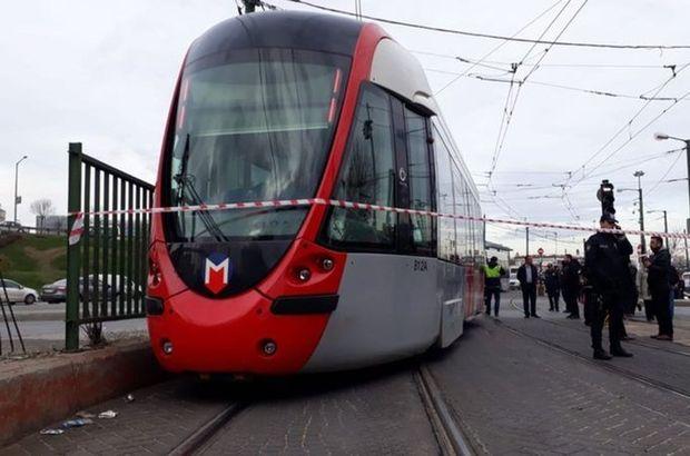 tramvay seferi