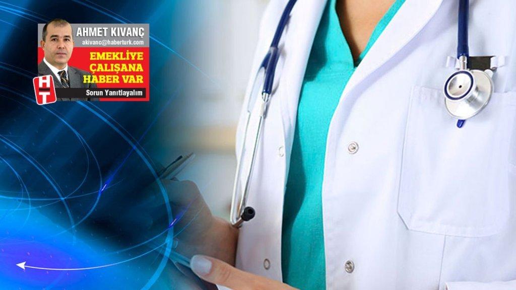İlave prim ödeyen hekimlere iki seçenek