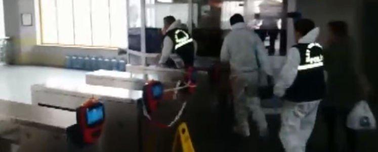 Başkent'te metroda korkunç olay! Seferler durdu