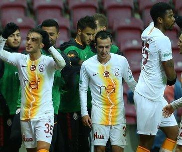 Galatasaray, beraberlikle turladı