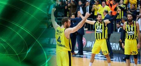 Fenerbahçe Beko'dan muhteşem dönüş!