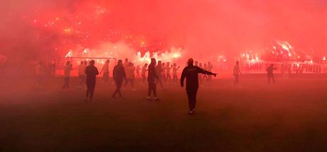 Benfica cehenneme gidecek!
