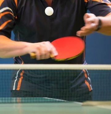 Masa tenisinde geleceğin şampiyonları Darüşşafaka'dan yetişecek!