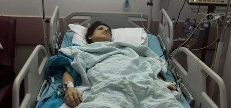 Hatice Akkol hastane odasında doğurdu, bebeğini kaybetti!