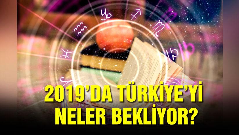 Türkiye'yi 2019 yılında neler bekliyor?