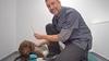 İngiltere'de bir köpek göğsüne takılan 20 cm'lik kebap şişiyle 5 ay yaşadı