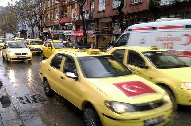 taksi dolmuş