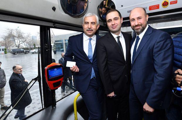 Ankara, toplu taşımada temassız ödemeye geçti