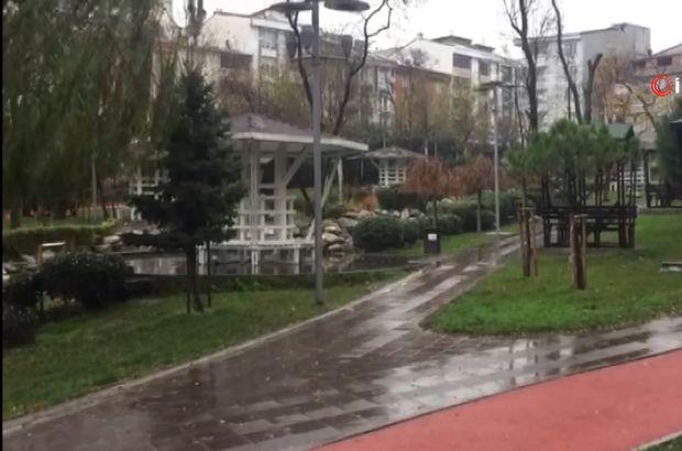 İstanbul'da kapkaççı dehşeti