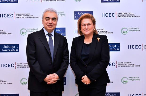 Sabancı Üniversitesi Kurucu Mütevelli Heyeti Başkanı Güler Sabancı