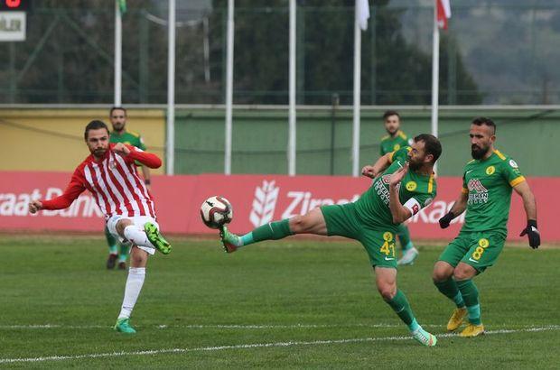Darıca Gençlerbirliği Antalyaspor