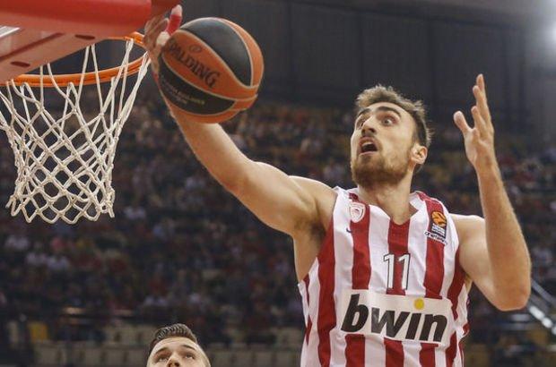 EuroLeague Nikola Milutinov