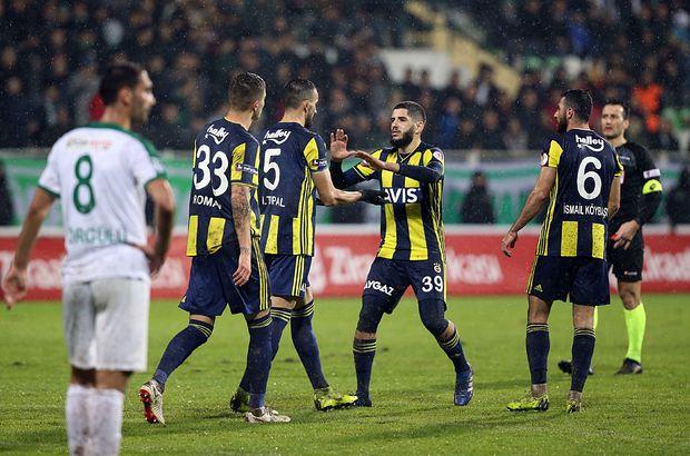 İbrahim Yıldız Fenerbahçe Giresunspor