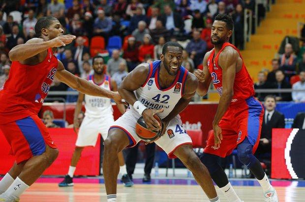 CSKA Moskova Anadolu Efes
