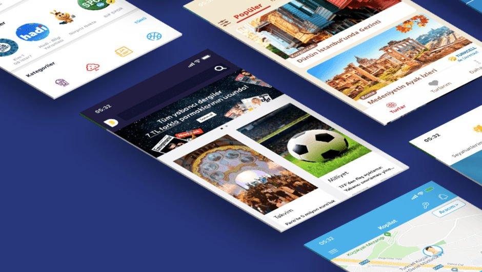 Türkiye'nin Uygulamaları platformu açıldı
