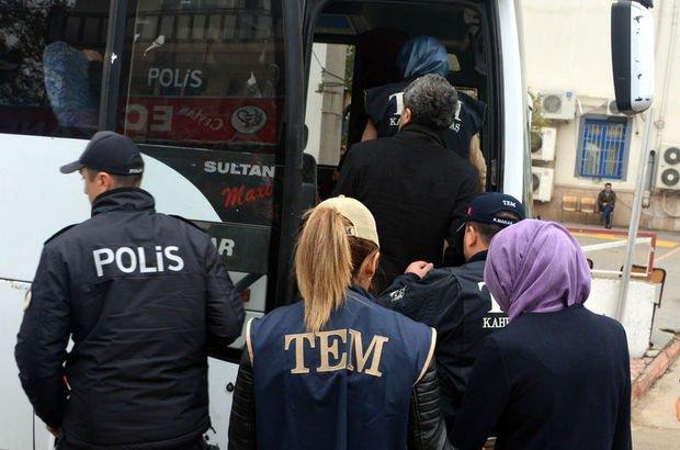 İstanbul'da FETÖ operasyonu: 39 gözaltı kararı
