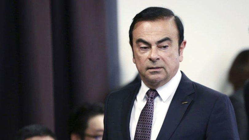 Carlos Ghosn Japonya'da yeniden tutuklandı