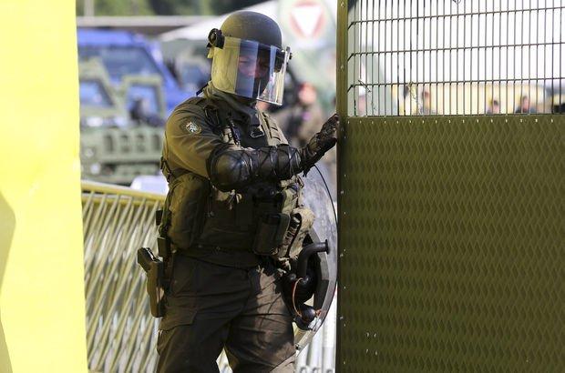 Viyana'da hareketli saatler! Silahlı çatışma çıktı...
