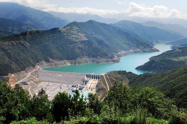 Muratlı Barajı rekorunu kırdı