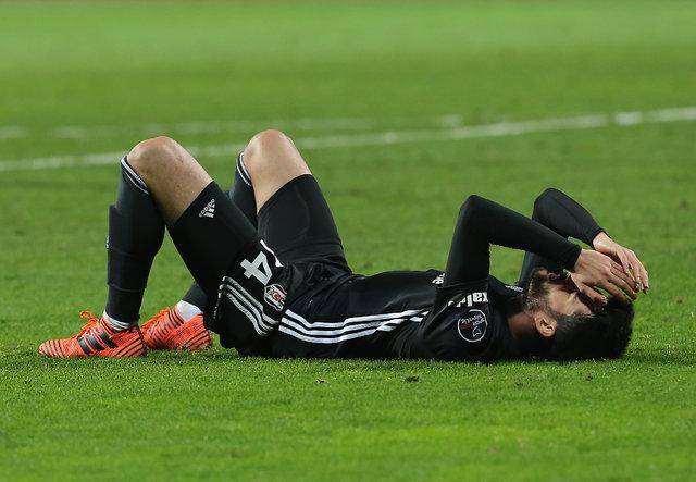 Beşiktaş beklentileri karşılayamadı