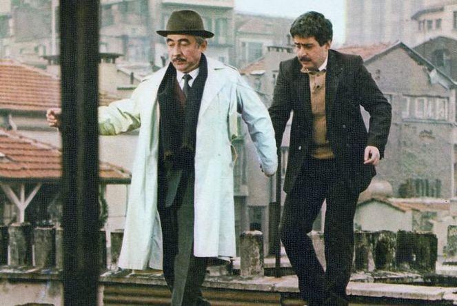 Şener Şen-Uğur Yücel 'Muhsin Bey' filminde...