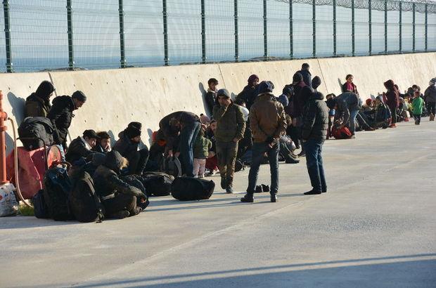 Aydın kaçak göçmen