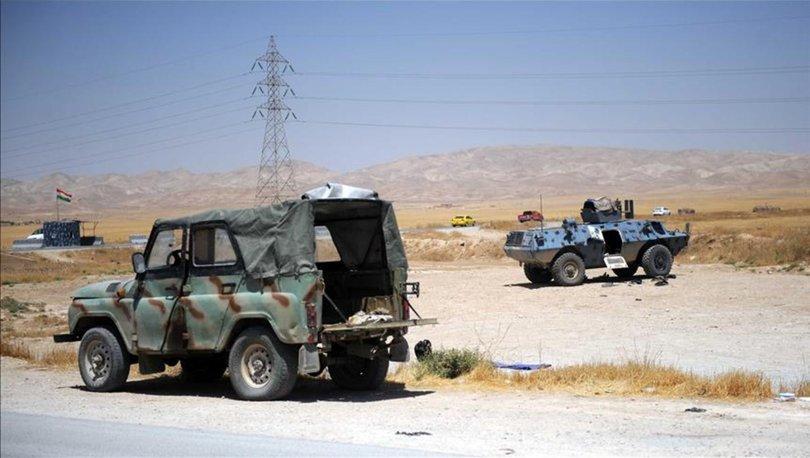 Telafer'de bomba yüklü araçla saldırı!