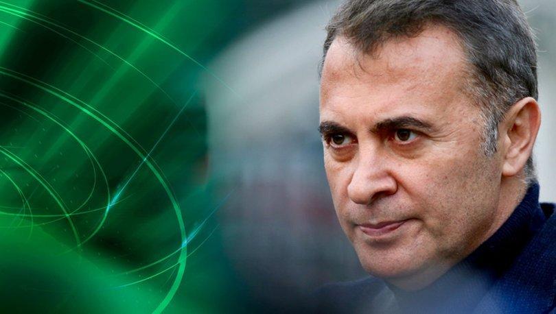 CANLI YAYIN | Beşiktaş Başkanı Fikret Orman açıklamalar yapıyor