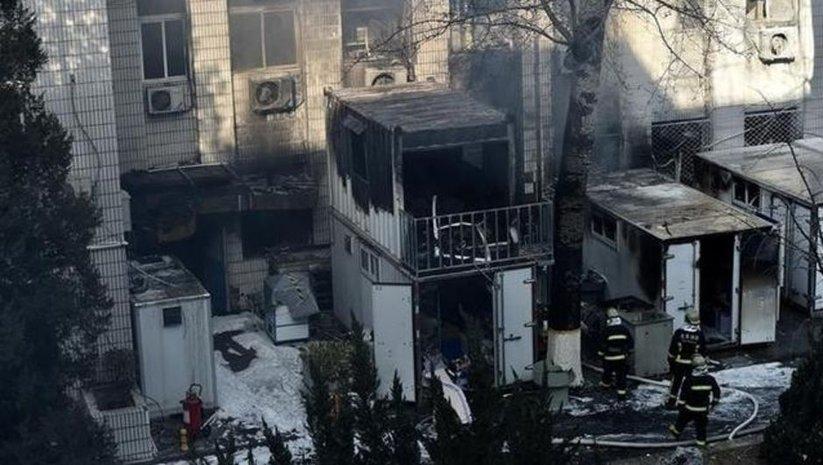 Üniversite laboratuvarında patlama: 3 öğrenci öldü!