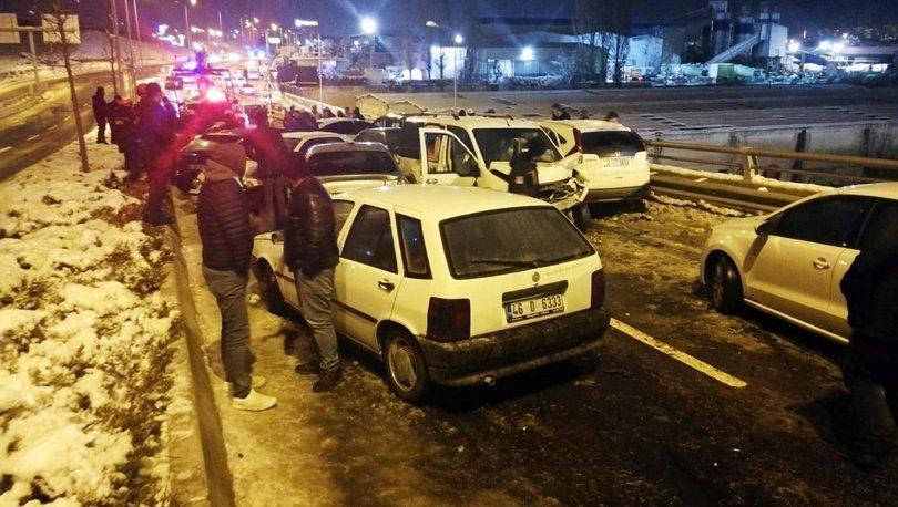 Ankara trafik kazası