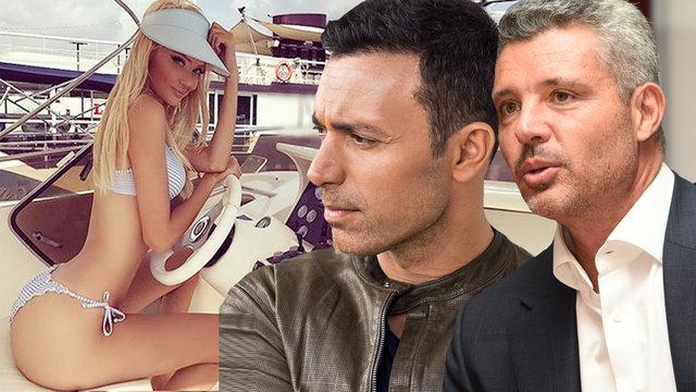 Cansu Taşkın: Mustafa Sandal and Sadettin Saran posted a message to me - Magazine news