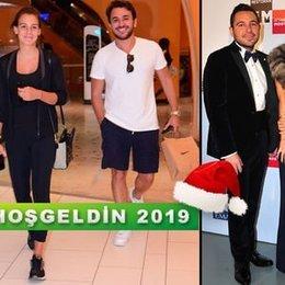 2018'de aşkı bulanlar...